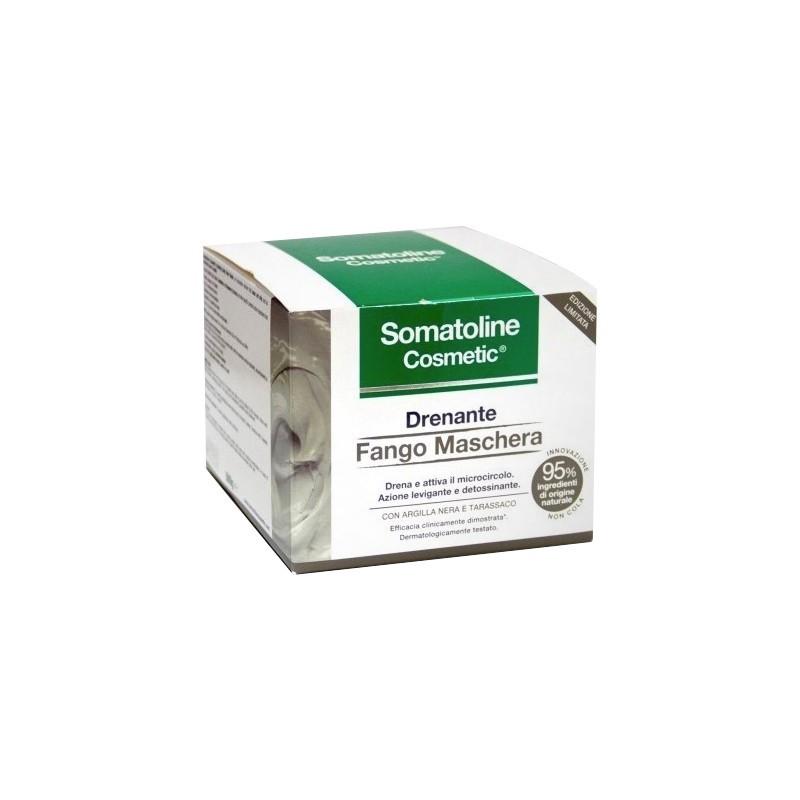 Somatoline - Fango Maschera Drenante 500 g