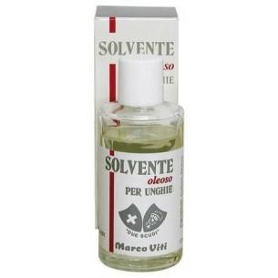 due scudi - solvente oleoso per unghie 50 ml