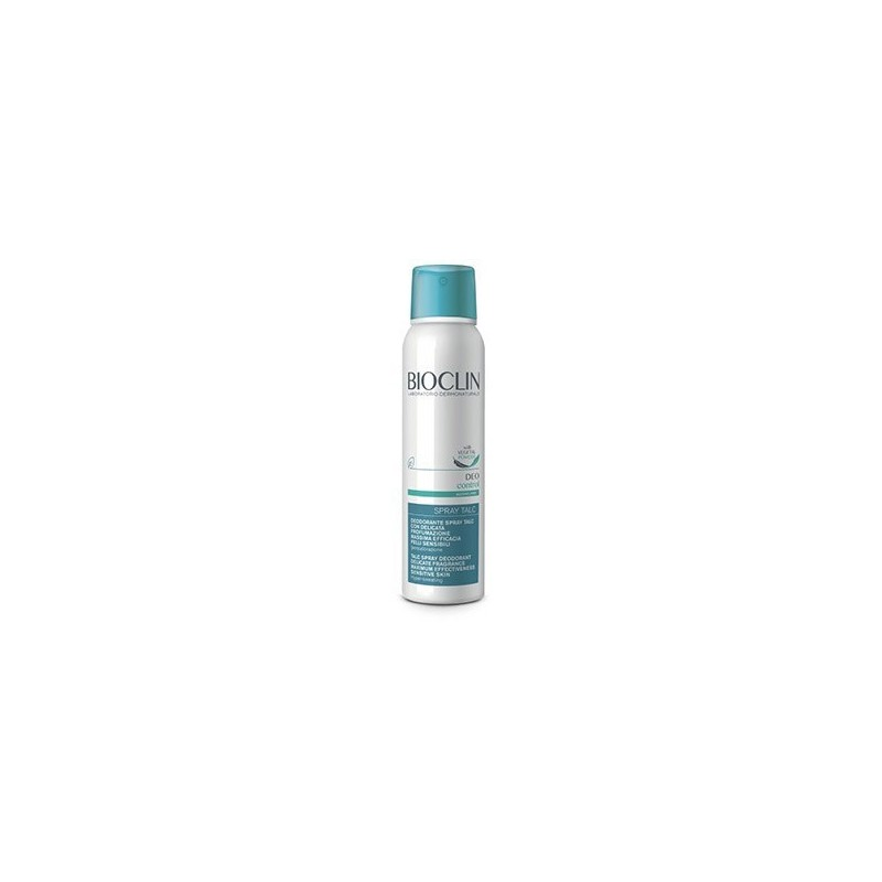 BIOCLIN - deo control spray talc - Deodorante spray 150 ml