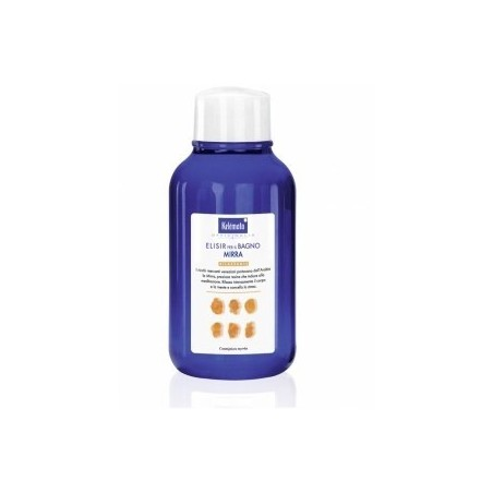 KELEMATA - officinalia - detergente bagno alla mirra 500 ml