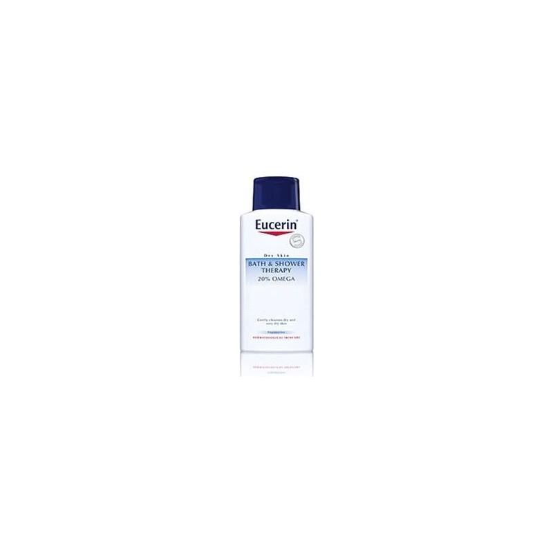 EUCERIN - Olio Detergente Per Il Corpo Delicato 20% Omega 200 Ml