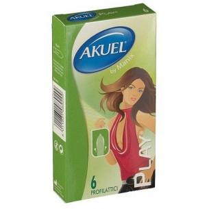 play - preservativi confezione da 6 pezzi