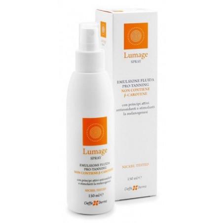 Cieffe Derma - Lumage - Pro Abbronzatura spray 150 ml
