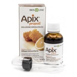 apix soluzione idroalcolica 30 ml - integratore per le difese immunitarie