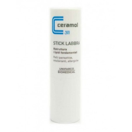 UNIFARCO - Ceramol 311 stick Labbra 4,5g