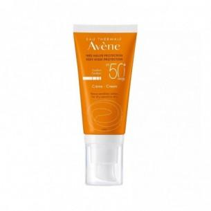 crema solare viso protezione alta sfp50+ 50 ml