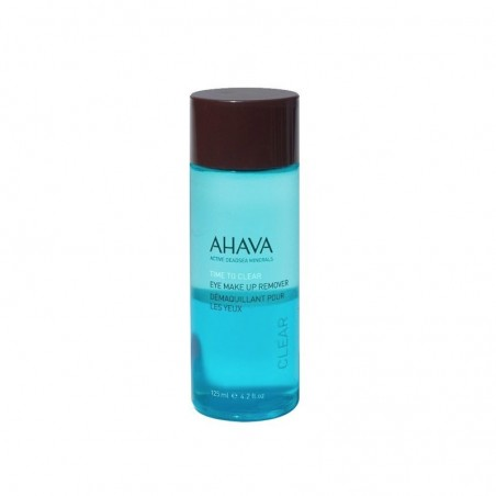 AHAVA - Time To Clear Eye Makeup Remover - struccante bifase occhi 125 ml