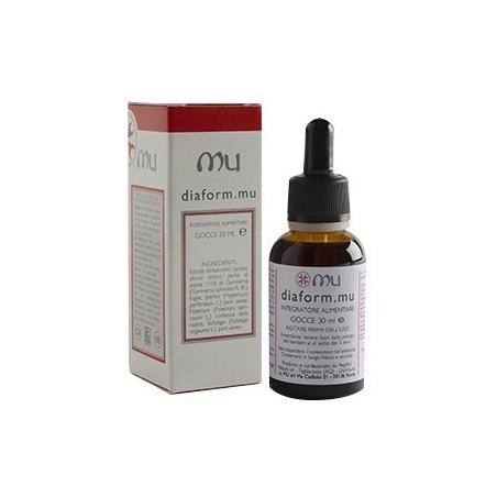 MU - Diaform Mu 30 ml - Integratore per la fame nervosa