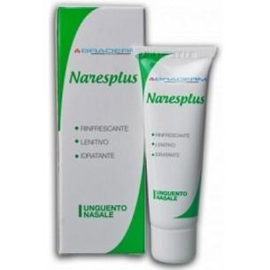 Naresplus - Unguento per l'idratazione della mucosa nasale 30 ml
