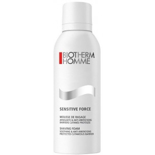 Homme sensitive force - mousse per rasatura 200 ml