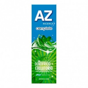 Complete Dentifricio + Collutorio Freschezza Delicata 75 Ml
