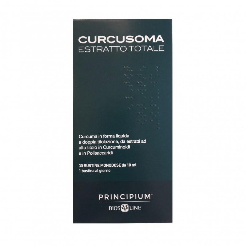 BIOS LINE - Principium Curcusoma 30 Bustine - Integratore alimentare antiossidante