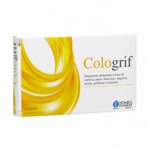cologrif 30 compresse - integratore per il benessere gastrointestinale