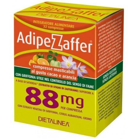 Dietalinea - adipezaffer 32 compresse - integratore per il controllo del senso di fame