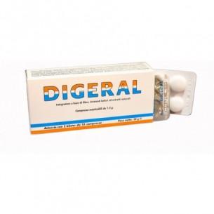 digeral 20 compresse - integratore per benessere gastrointestinale