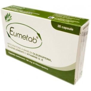eumetab 30 capsule - integratore per il metabolismo dei carboidrati