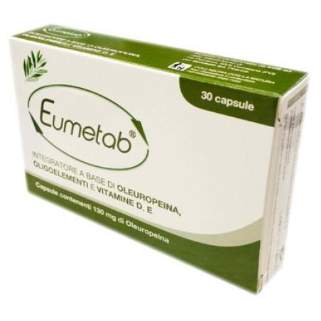 Bioseven - eumetab 30 capsule - integratore per il metabolismo dei carboidrati