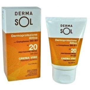 Crema solare SPF20 protezione media 50ml