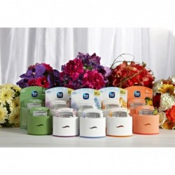 deodorante per ambienti ricarica rugiada set & refresh