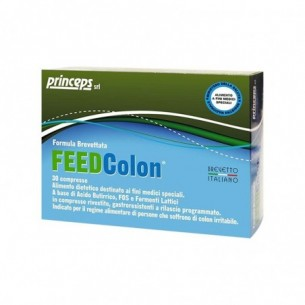 Feedcolon 30 Compresse - Integratore per la salute del colon