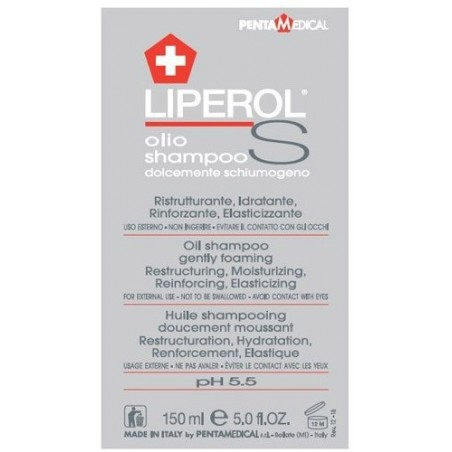 PENTAMEDICAL - liperol s - olio shampoo 150 ml