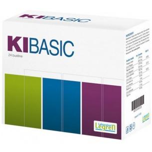 Kibasic 24 Bustine - Integratore alimentare per il ripristino dell'acido base