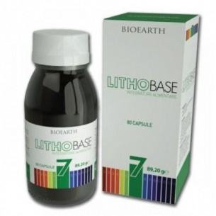 lithobase 80 capsule - integratore alcalinizzante per l'organismo