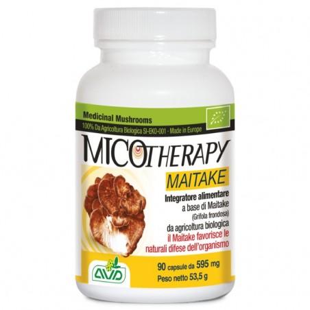 AVD REFORM - micotherapy maitake 90 capsule - integratore alimentare immunostimolante