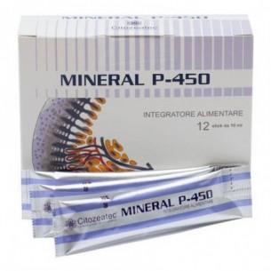 mineral p 450 12 stick - integratore di vitamine e minerali per l'organismo