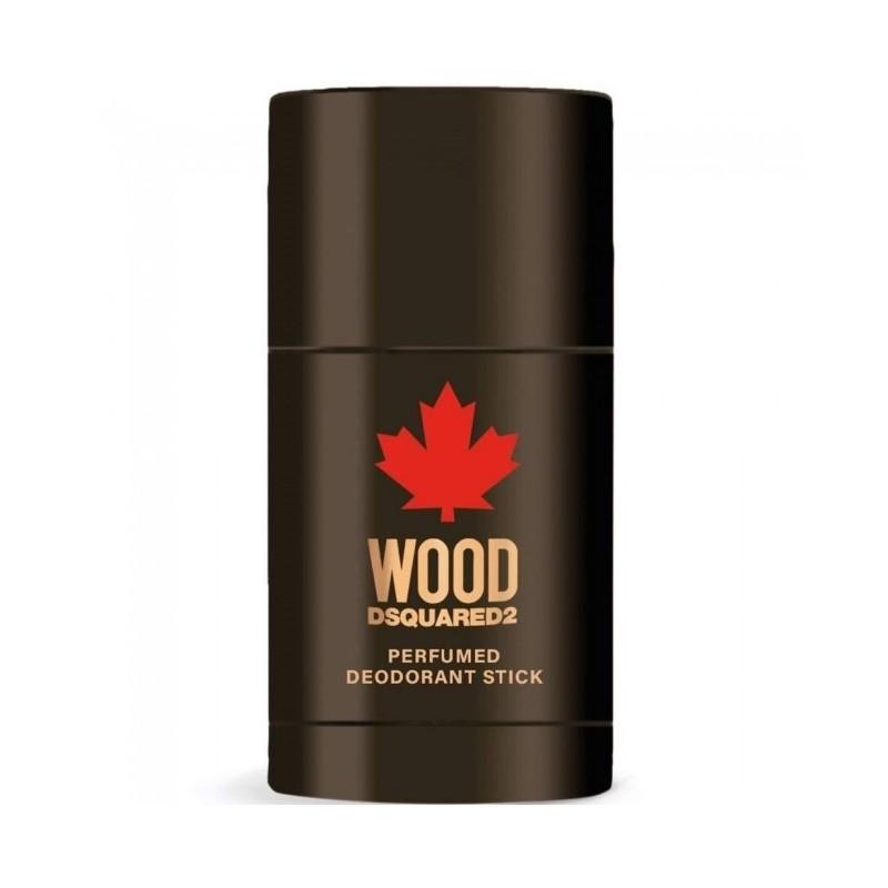 DSQUARED2 - Wood pour homme  - deodorante stick 75 ml