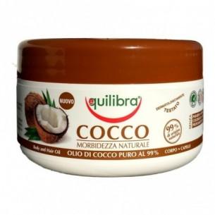 olio di cocco - corpo e capelli 200 ml