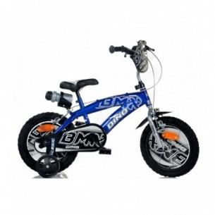 Bicicletta Bmx boy blu diametro ruota 14''