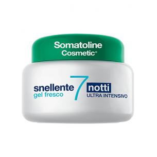 Snellente 7 Notti Ultra Intensivo Gel Fresco 400 ml