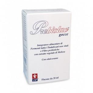 rebiolac Gocce 20 ml - Integratore alimentare utile al benessere gastrointestinale