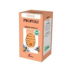 Arkocapsule Propoli - Integratore alimentare Immunostimolante 45 Capsule
