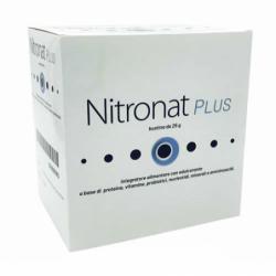 Nitronat Plus 14 Bustine - Integratore alimentare per il sistema immunitario