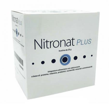 ESSECORE - Nitronat Plus 14 Bustine - Integratore alimentare per il sistema immunitario