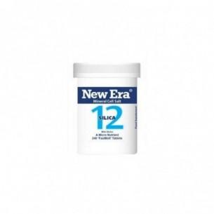 new era 12 240 granuli - integratore alimentare di biossido di silicio