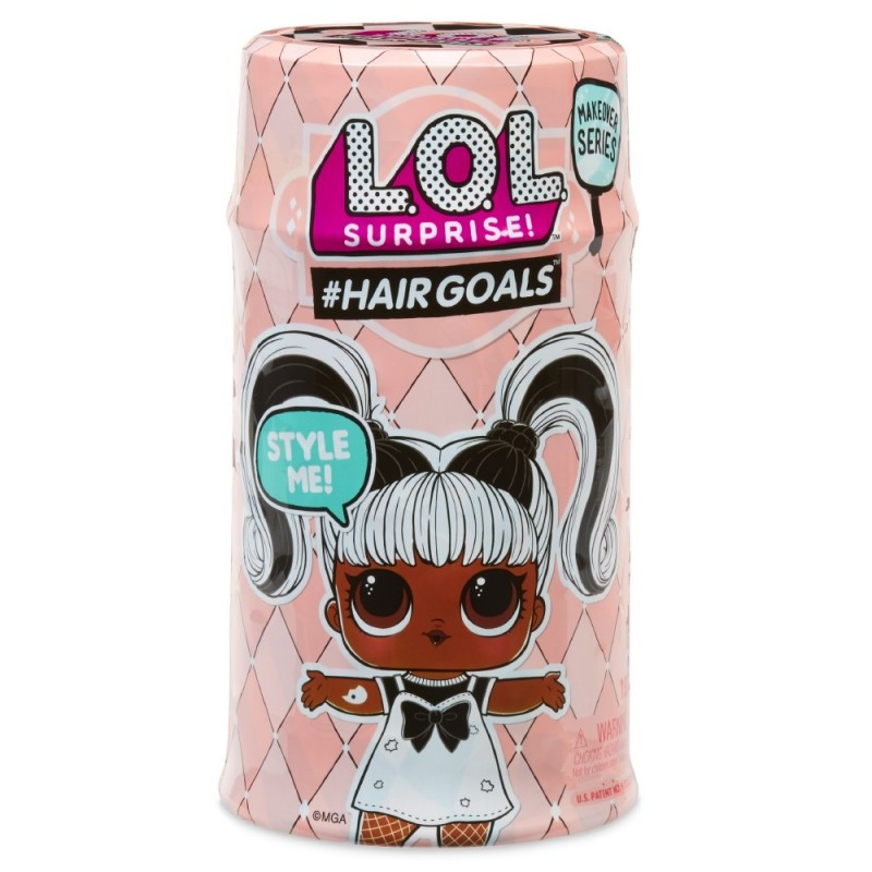 LOL SURPRISE - Hairgoals makeover serie 5 - modelli assortiti