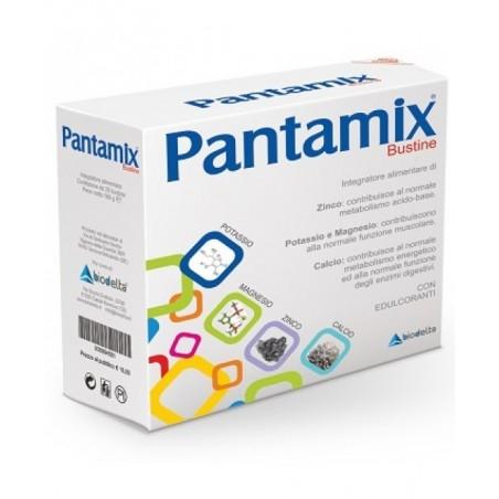 BIODELTA - Pantamix 20 Bustine - Integratore alimentare per il sistema nervoso