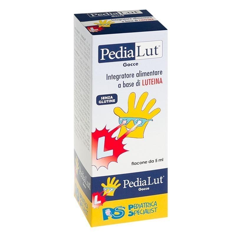 PEDIATRICA SPECIALIST - Pedialut 5ml - Integratore alimentare a base di luteina