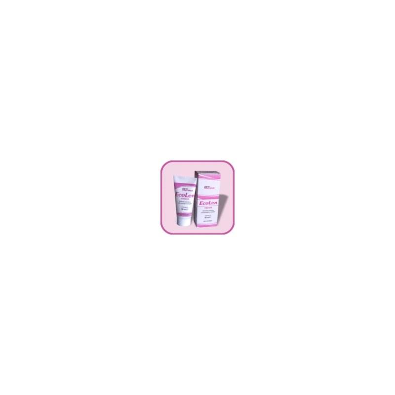 Crema Idratante Lenitiva Per Pelli Sensibili  Ecolen 50 Ml