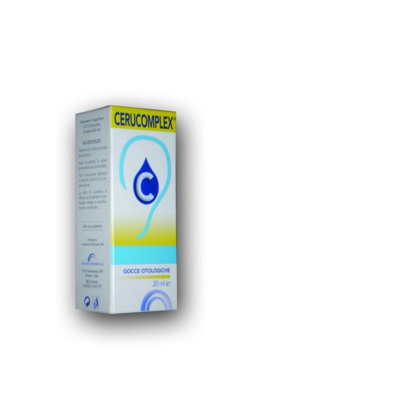 BM FARMA - cerucomplex gocce otologiche 20 ml