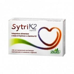 Sytrik2 30 Capsule - Integratore alimentare per colesterolo e Trigliceridi