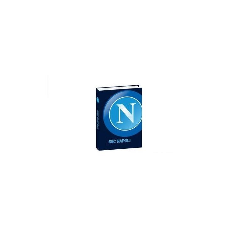 SEVEN - SSC Napoli Diario Scuola Pocket