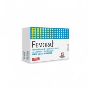 Femoral 30 softgels - Integratore per il benessere delle ossa