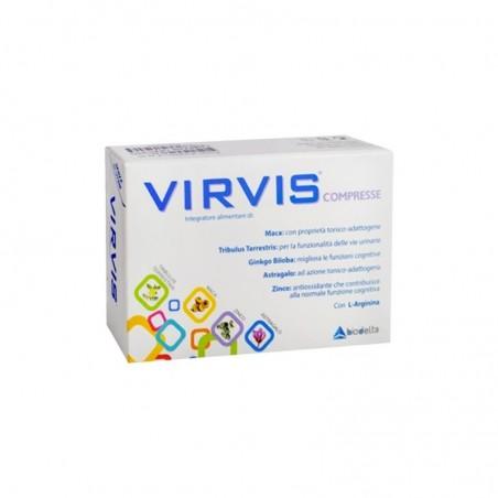 BIODELTA - Virvis 30 Compresse - Integratore alimentare tonico adattogeno