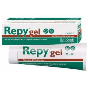 Repy Gel Dermatologico per uso veterinario 75ml