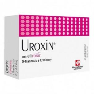 uroxin 15 compresse - integratore per il benessere urinario