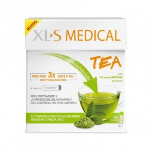 XLS Medical Tea 30 bustine - Dispositivo medico per la perdita di peso